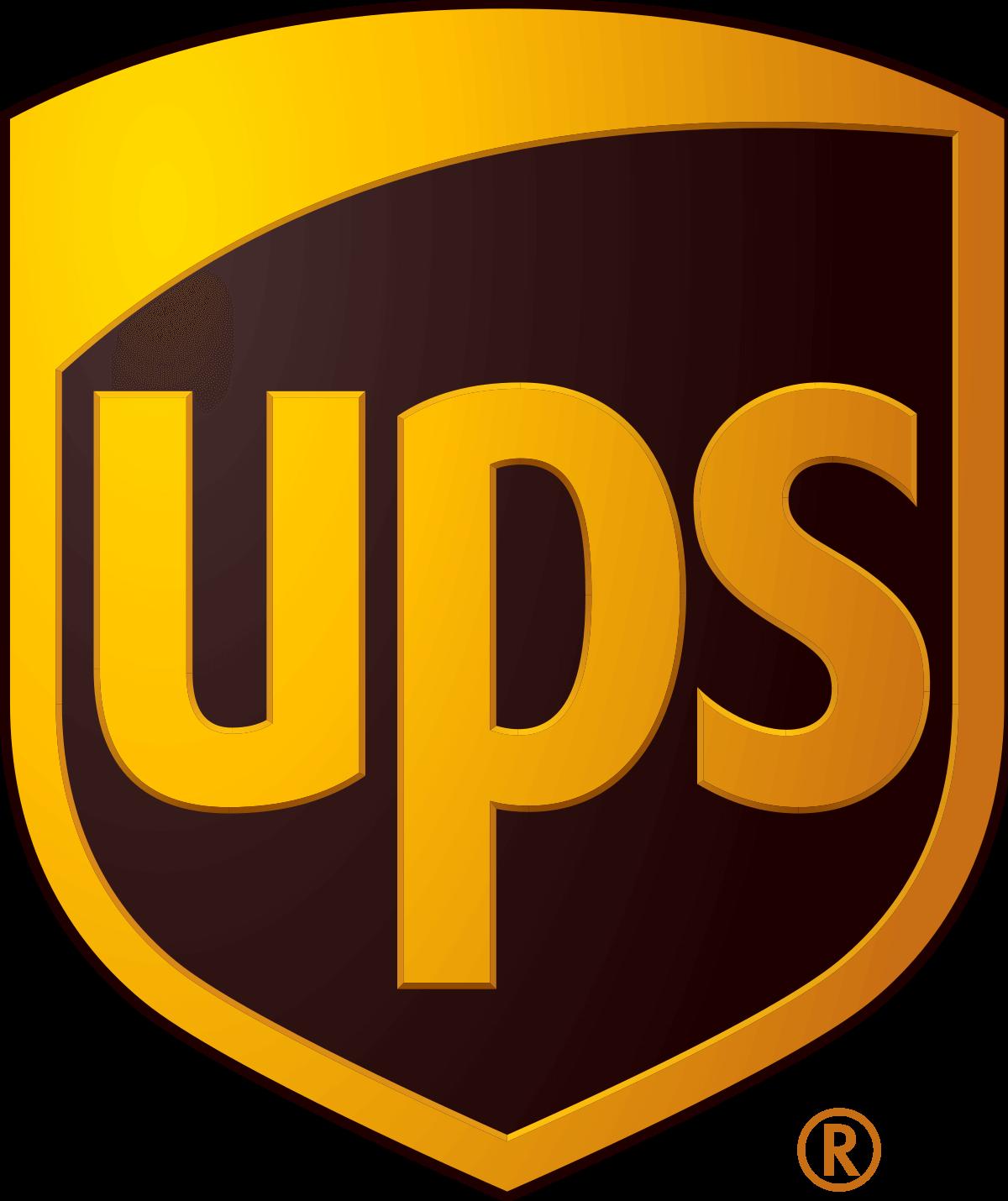 Versand mit UPS