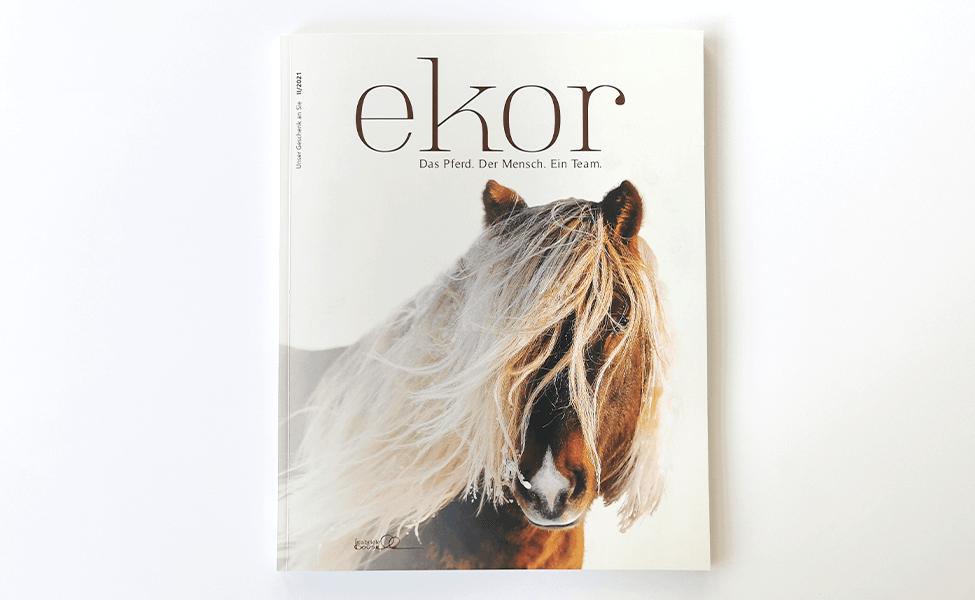 ekor Magazin Nr. 2