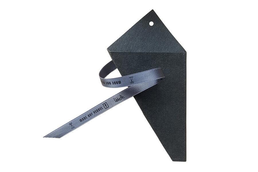 Papieretui klein (Schwarz)
