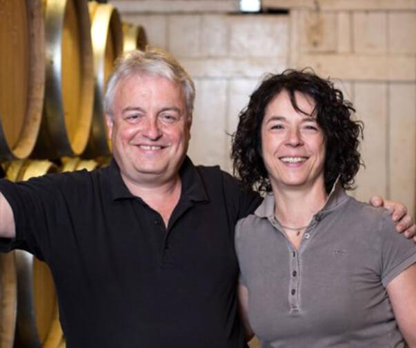 Joachim und Silvia Heger